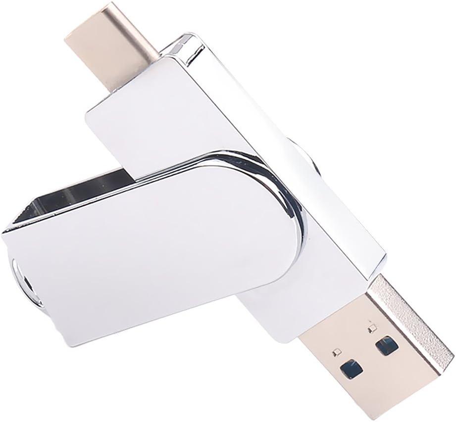 Sharplace 32gb Unidad de Flash USB Caja de Hierro Tipo-C OTG Pendrive de Alta Velocidad: Amazon.es: Electrónica