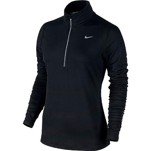 Nike Element Half-Zip Running Long Sleeve Shirt