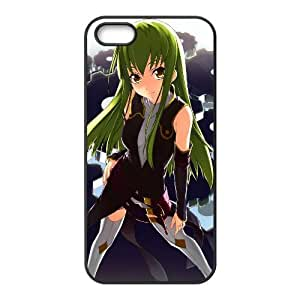Cc Code Geass Anime iPhone5s Cell Phone Case Black persent xxy002_6911290