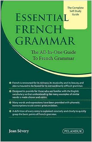 Livres gratuits en ligne Essential French Grammar: The All-in-one Guide epub, pdf