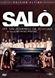 salo' o le 120 giornate di sodoma (Dvd) Italian Import cover.