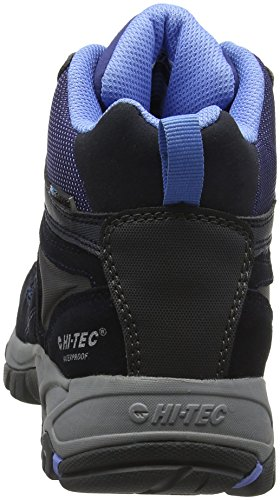 Hi-Tec Altitude Lite Ii I Waterproof, Zapatos de High Rise Senderismo Mujer Azul (Night/marlin/cornflower)