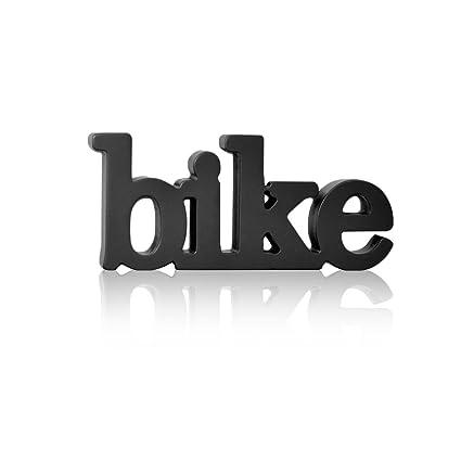 Amazon com: Bike Wood Word | Wood Words by ChalkTalk SPORTS | Room