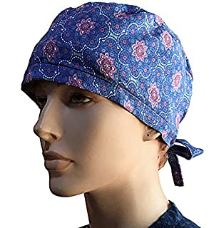 Namaste Vellore Back Elasticated Surgical Caps with Absorbent