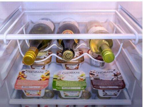 Kühlschrank Flaschenhalter Universal : Homeact universal weinflaschenhalter flaschenhalter für