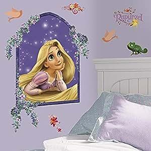 Room Mates RMK1525GM Disney Princess Cinderella Glamour Peel & Stick Giant Wall Stickers