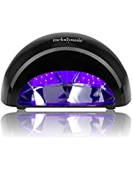 MelodySusie 12W LED Nail Dryer - Nail Lamp Curing LED...