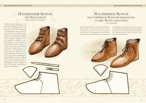 brand new 8e9bf f9d8e Kleidung des Mittelalters selbst anfertigen – Schuhe des ...