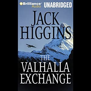 The Valhalla Exchange Audiobook