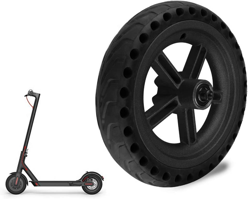 For Xiaomi Mijia M365 Electric Scooter 8.5/'/' Explosion-proof Tire Solid Wheels A