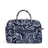 Vera Bradley Iconic Weekender Travel Bag, Signature Cotton, Indio