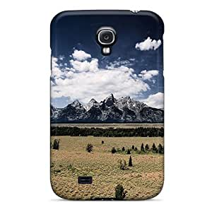 Hot The Rockies First Grade Tpu Phone Case For Galaxy S4 Case Cover