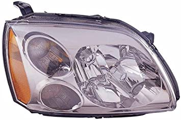 Depo 332-1117L-AC Chevrolet//GMC Driver Side Replacement Headlight Assembly