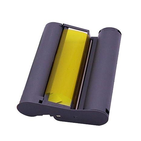 108 hojas de papel fotográfico Mini impresora inalámbrica de ...