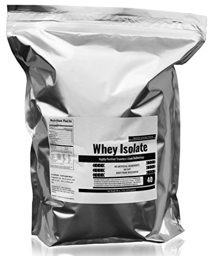 5 lbs Wisconsin Whey Protein Isolate -