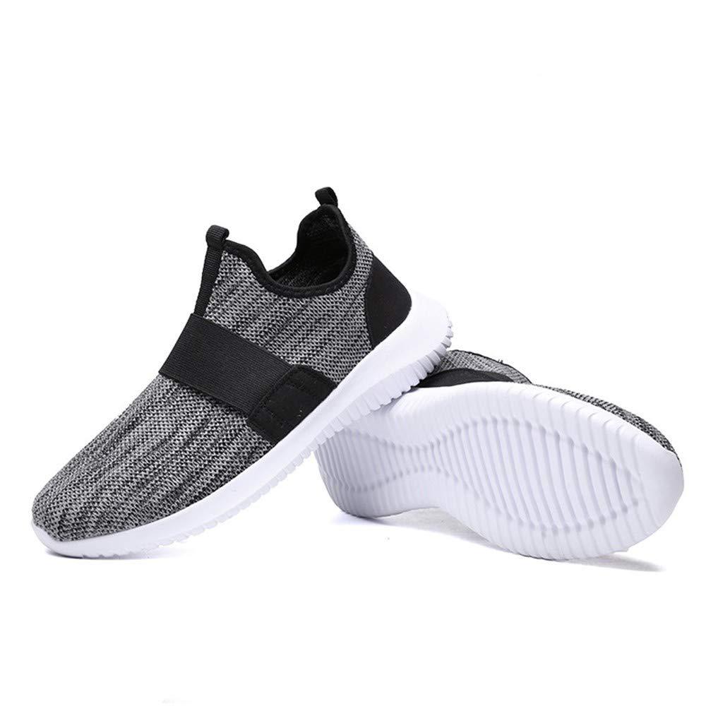ZODOF para Hombre Botas de Senderismo Impermeables de Ocio al Aire Libre Zapatos de Deporte Zapatillas de Senderismo Cordones Trainer Botas: Amazon.es: Ropa ...