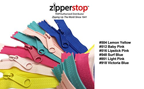 Zipperstop Wholesale YKK Assorted Hottest