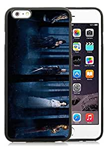 Once Upon a Time(1) Black iPhone 6 Plus 5.5 inch TPU Cellphone Case Luxurious and Newest Design