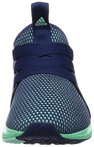 Adidas Edge Lux W–Chaussures de sport pour femme, bleu–(azumis/Versen/Plamet) 391/3