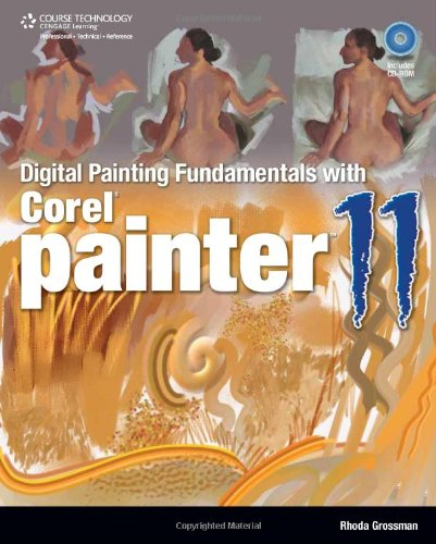 [PDF] Digital Painting Fundamentals with Corel Painter 11 Free Download   Publisher : Course Technology PTR   Category : Computers & Internet   ISBN 10 : 1598638939   ISBN 13 : 9781598638936