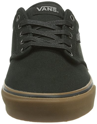Vans Hommes Atwood Chaussure Noir / Gomme