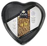 Wilton Excelle Elite 9-Inch Heart Springform Pan