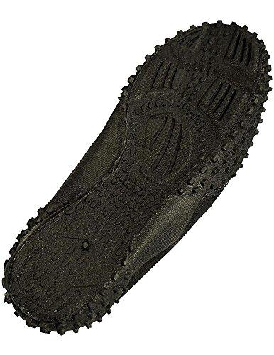 Die Welle Wasser Schuhe Schwarzgrau