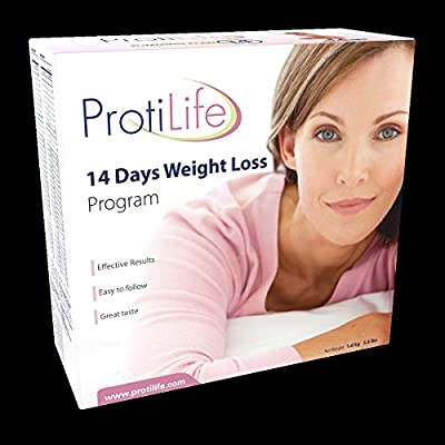ProtiLife Slimming Plan 14 Days Weight Loss Programm by ProtiLife