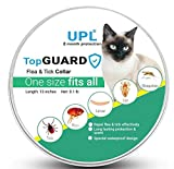 #4: UPL Flea and Tick Prevention for Cats, Flea and Tick collar for Cats, One Size Fits All, 13 inch, 8 MONTH PROTECTION, Charity