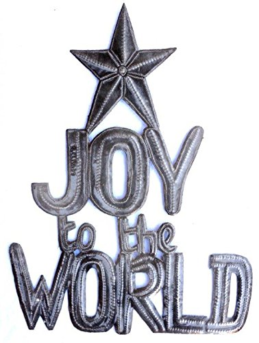 Joy to the World, Christmas Decoration, 13.5
