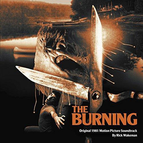 CD : Rick Wakeman - The Burning (CD)
