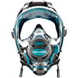 Ocean Reef Neptune Space G. Divers Series Full Face Mask Kit (Medium/Large, Emerald)
