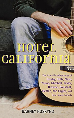 Hotel California True Life Adventures Mitchell