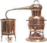 (US) Bottega del Rame - Alembic 3 liter