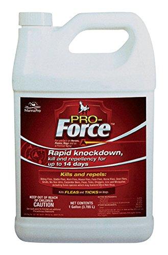 Manna Pro Pro-Force Fly Spray, 1 Gallon by Manna Pro