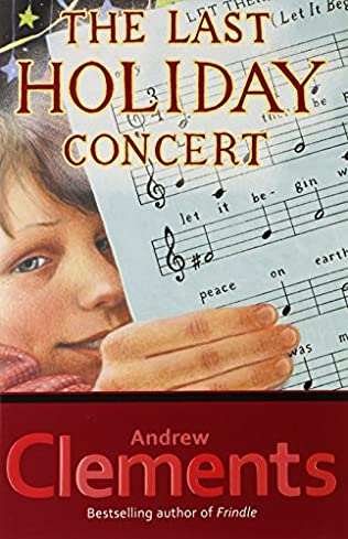 book cover of The Last Holiday Concert
