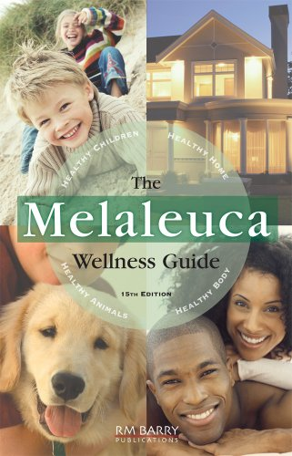 Melaleuca Wellness Guide 15Th Edition