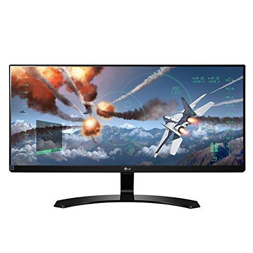 LG IT Products 29UM68-P.AEU 73,7 cm (29 Zoll) LED Monitor (DisplayPort,HDMI)