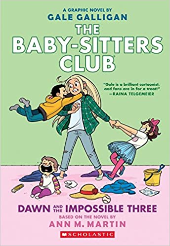 Image result for baby sitters club graphic novel books