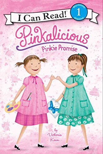 Pinkalicious: Pinkie Promise (I Can Read Level 1) (Preschool Halloween Storytime)
