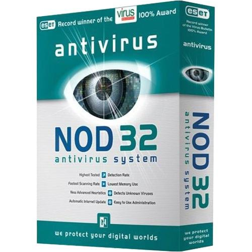 ESET NOD32 2 7 Antivirus System