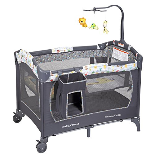 Baby Trend Nursery Center, - Simplicity Toddler Crib