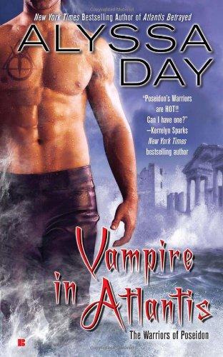 Read Online Vampire in Atlantis (Warriors of Poseidon) ebook