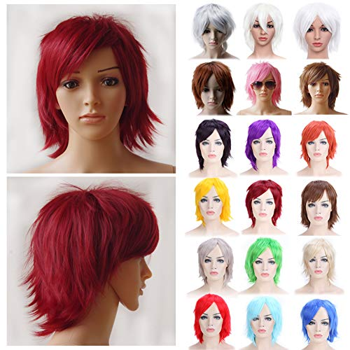 Cosplay Oblique Straight Resistant Synthetic product image