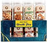 Dry Fruits Gift Pack (Almond,Apricot,Raisin,Cashew,100g Each)...