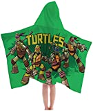 Best Nickelodeon Blankets - Nickelodeon Teenage Mutant Ninja Turtles Retro Cotton Hooded Review