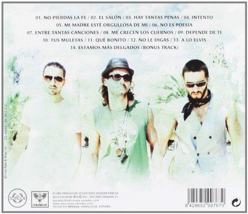 disco completo de fondo flamenco surologia