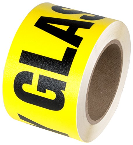 INCOM Manufacturing: WTP101 Safety Message Floor Marking Tape, 3