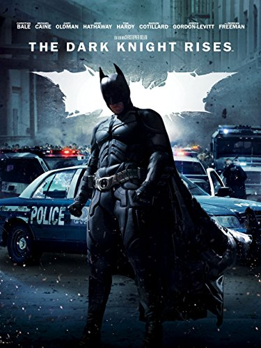 The Dark Knight Rises Film