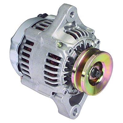 New Alternator For 1995-1999 Case Trench Uni Loader 6010 V2203 1838 133745A1 100211-1670 P114682GT 16231-24011 16241-64010 16241-64011 16241-64012: Automotive